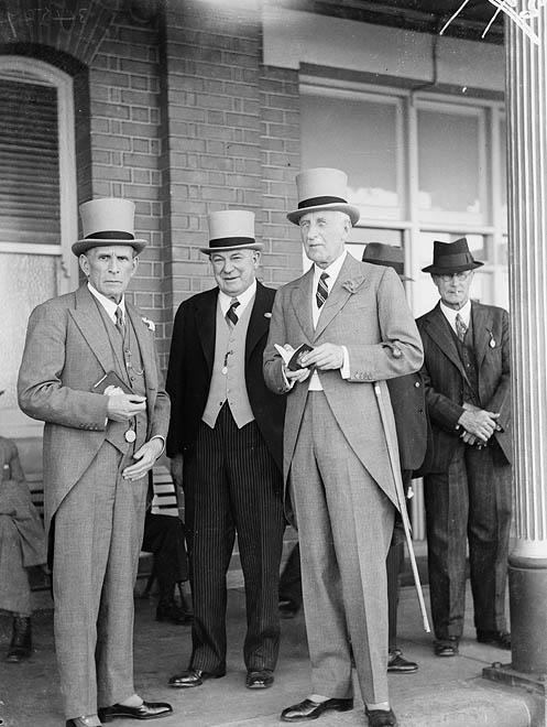 Mens fashion 1930s