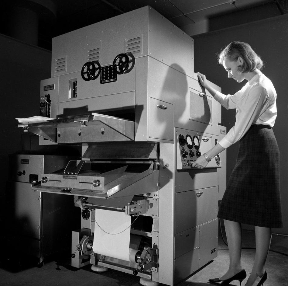 Xerox 1960s
