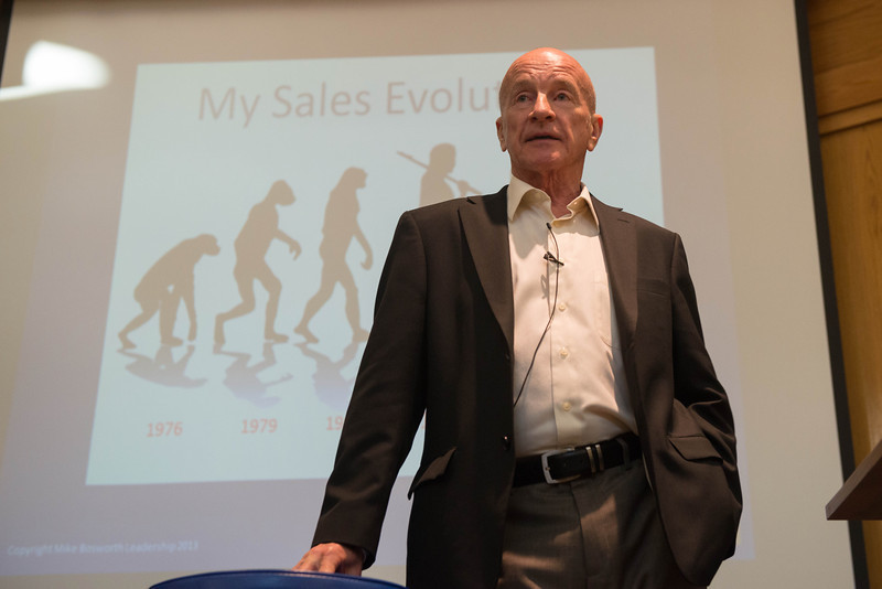 mike bosworth solution selling